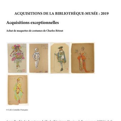 visuel-acquisitionsdelabibliothequemusee2019