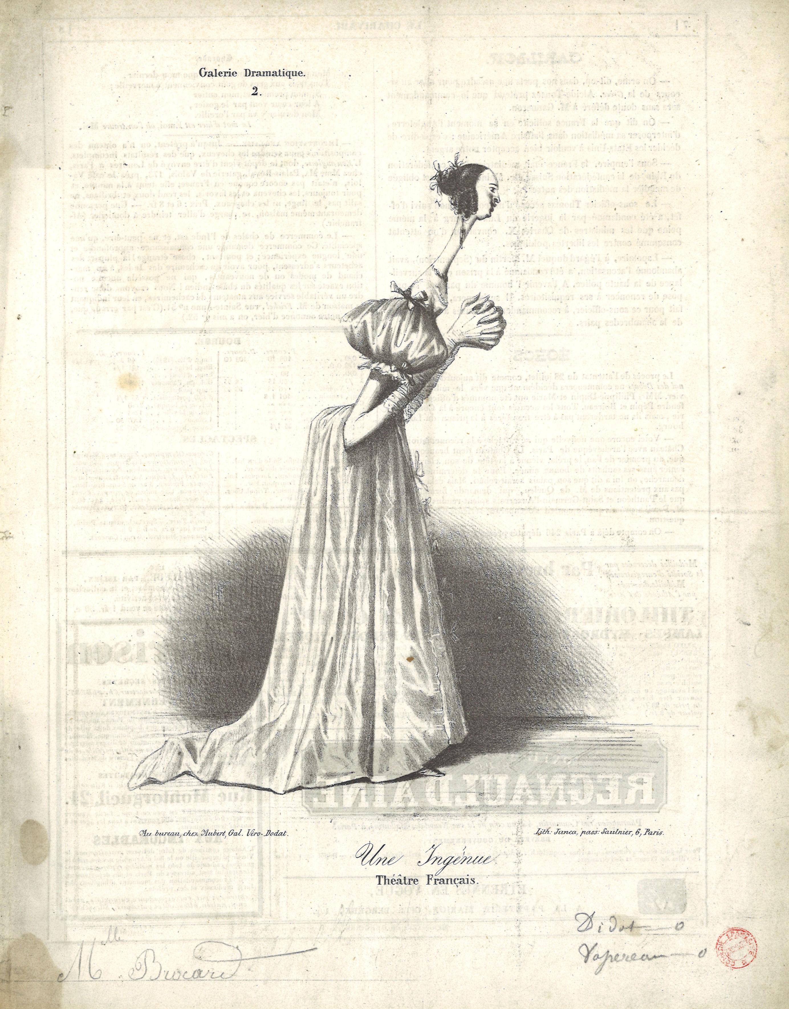11-mlle-brocard-caricature-une-ingc-nue-thc-e-tre-frana-ais-le-charivari