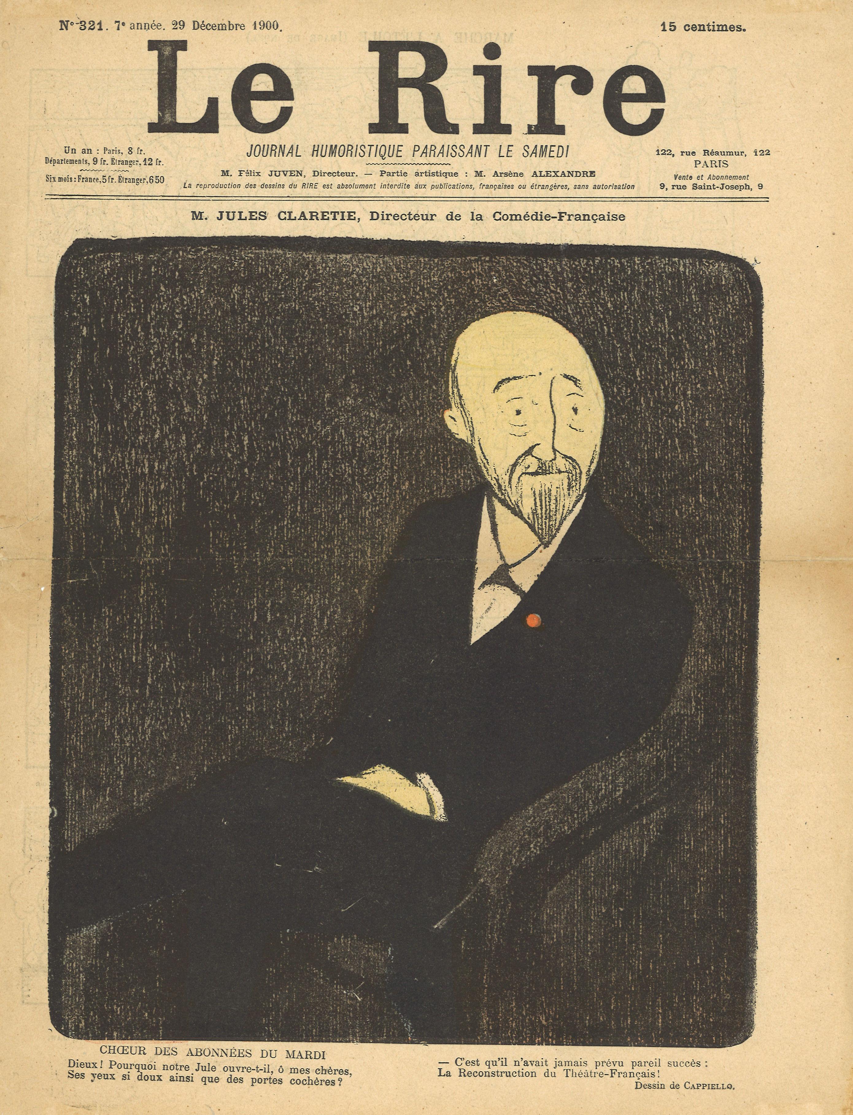 14-jules-claretie-caricature-de-cappiello-dans-le-rire-1900