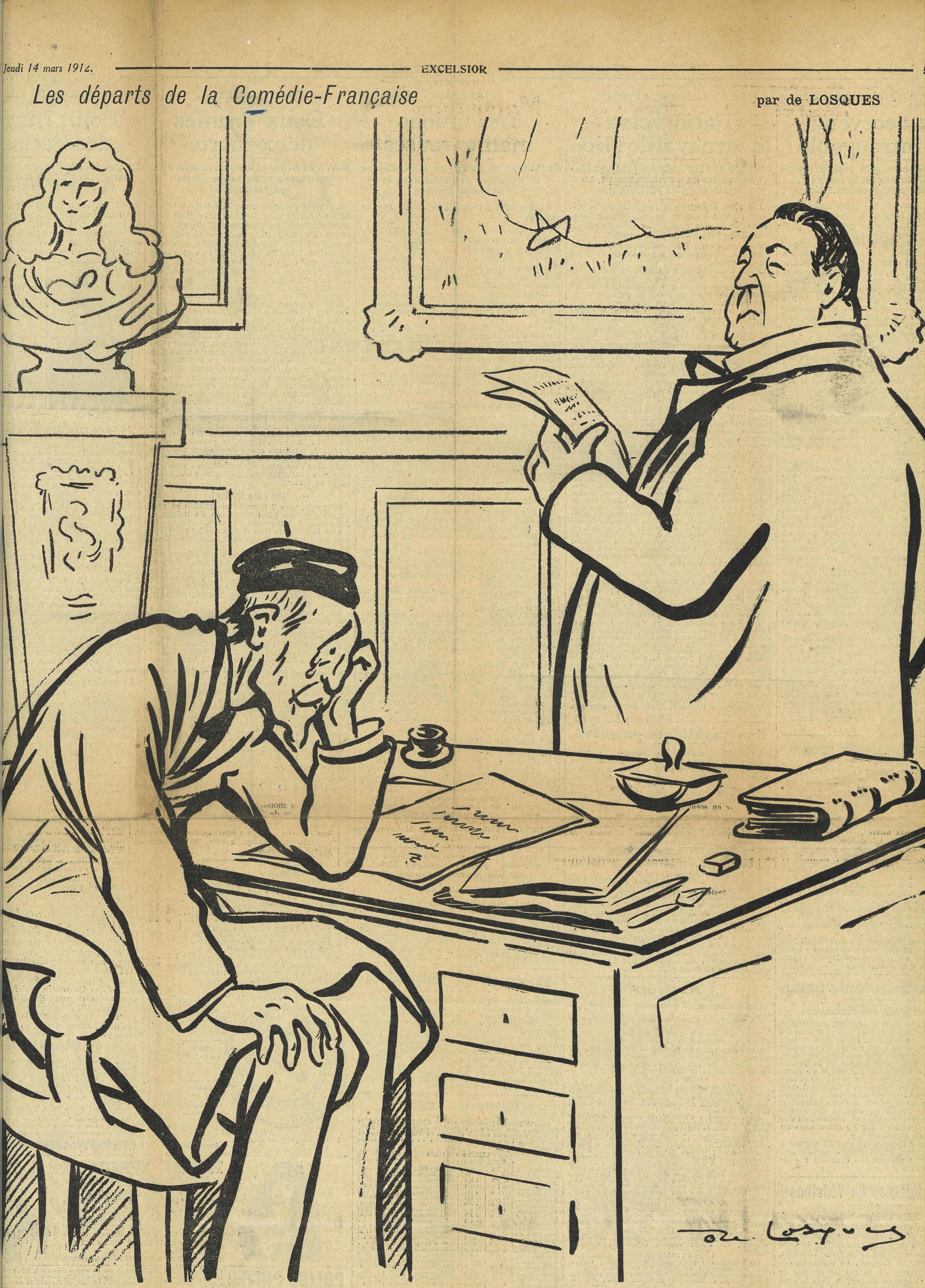 15-jules-claretie-les-dc-parts-de-la-cf-caricature-par-de-losques-dans-lexcelsior-1912