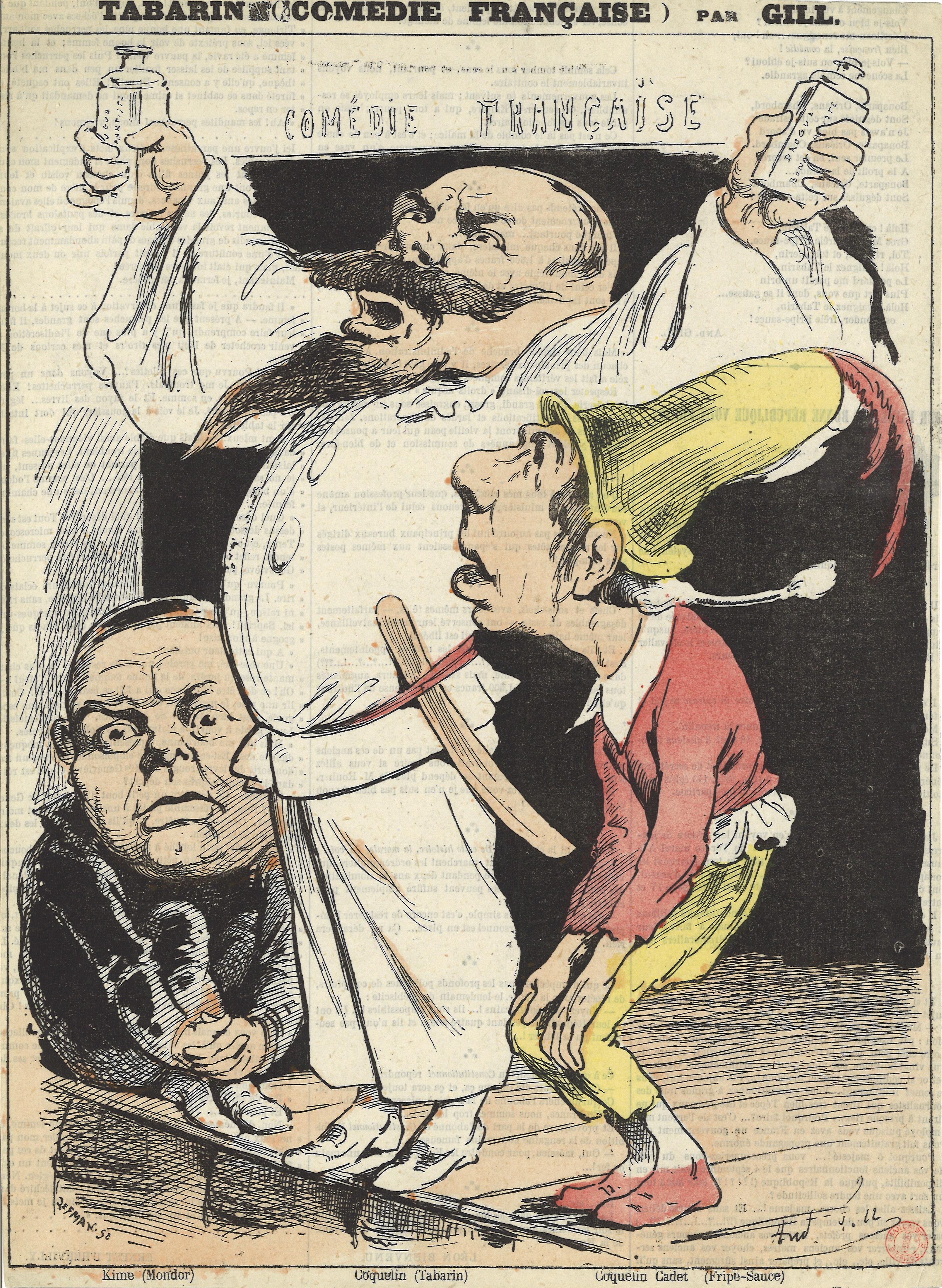 17-tabarin-caricature-par-gill-1874-